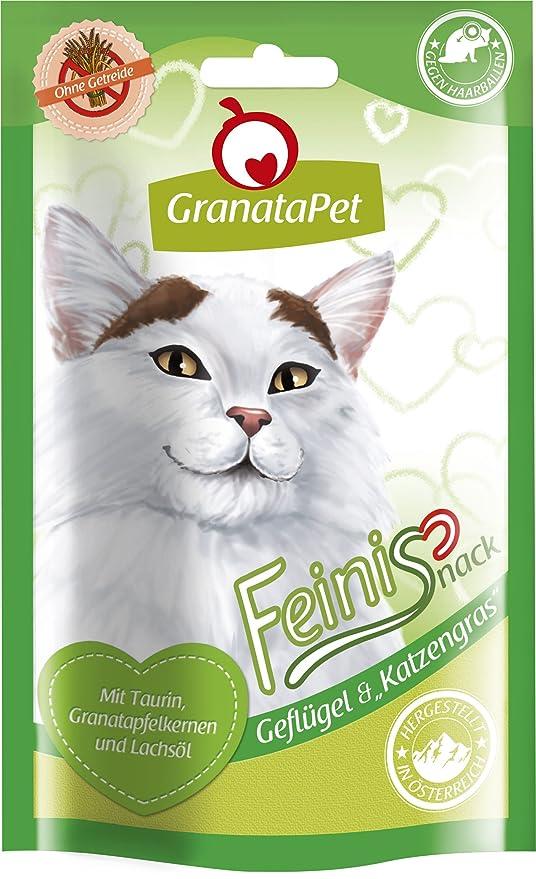 FeiniSnacks feini Aperitivos Gato Snack Aves & Gato Hierba ...