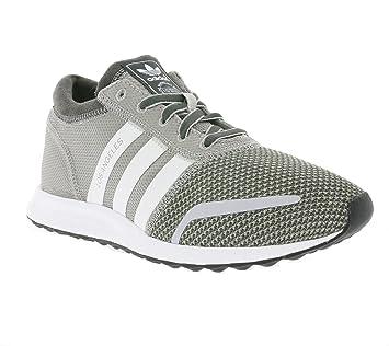 adidas Originals LOS Angeles Zapatillas Sneakers Gris para Hombre: Amazon.es: Zapatos y complementos