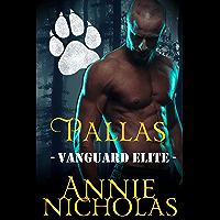 Pallas: Vampire Romance (Vanguard Elite Book 5) (English Edition)