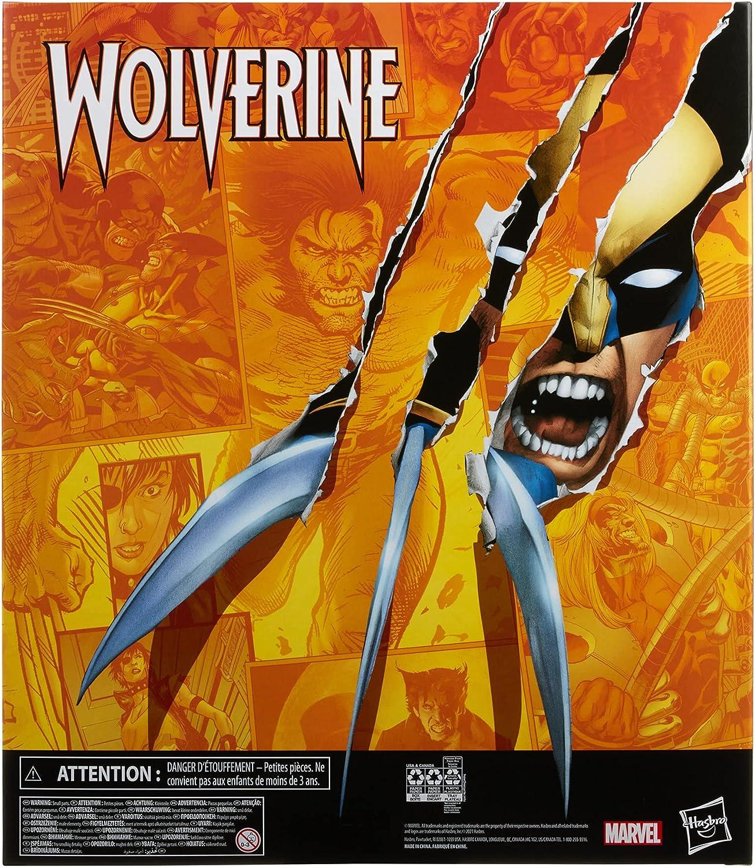 HASBRO : Marvel Legends - Wolverine vs. Villains 5-Pack - Amazon Exclusive 2021 81v3G56SboS._AC_SL1500_