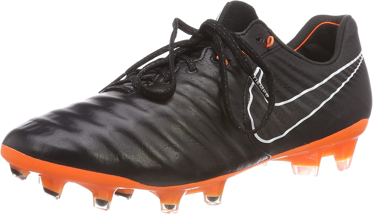 Amado término análogo Lijadoras  Amazon.com | Nike Tiempo Legend 7 Elite FG Cleats [Black] (7) | Soccer