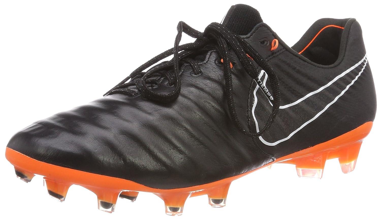 Mehrfarbig (schwarz Total Orange-b 080) Nike Herren Legend 7 Elite Fg Fitnessschuhe