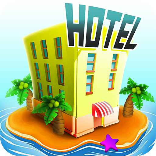 Vacation Island: The Fun Family Game! (Management Games Hotel)
