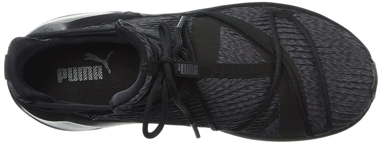 PUMA 6 Women's Fierce Rope Pleats Wn Sneaker B072KDQVQ2 6 PUMA B(M) US|Puma Black-puma Black 39aaf4