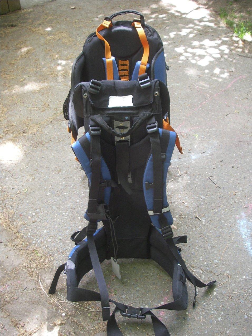 Amazon com : REI Piggyback Child Carrier with Detachable