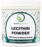 Special Ingredients Premium Quality Lecithin Powder 100 g