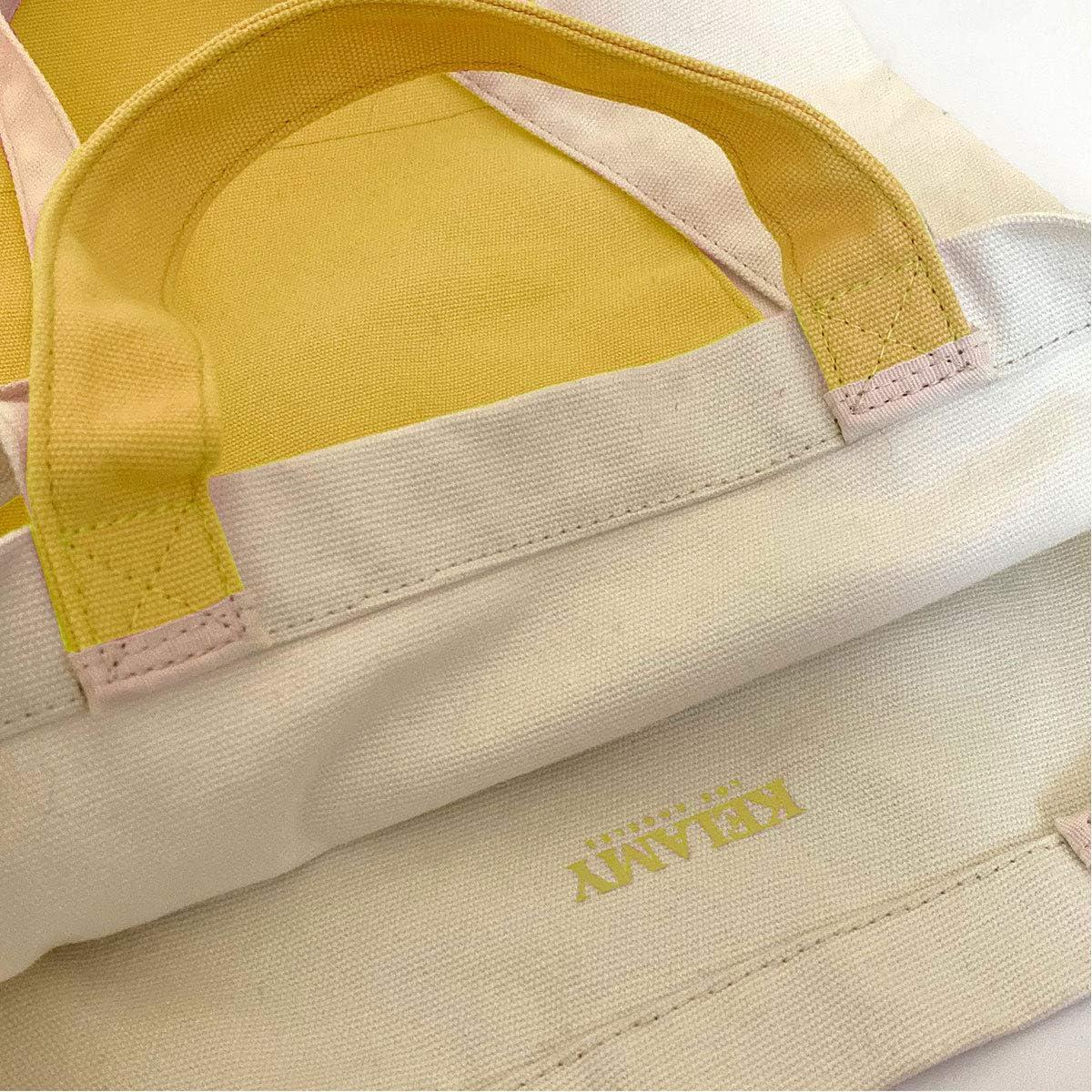 KELAMY Women Canvas Tote Handbags Shoulder Bag for Casual /& Work