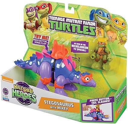 Amazon.com: Teenage Mutant Ninja Turtles Half-Shell Heroes ...