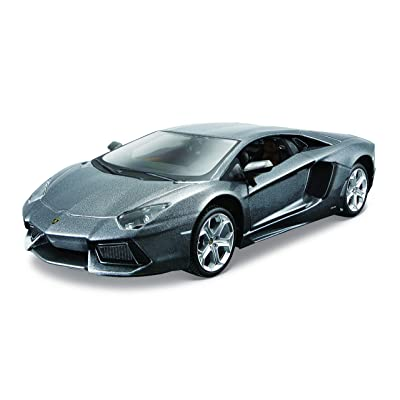 Maisto 1:24 Scale Assembly Line Lamborghini Aventador LP 700-4 Diecast Model Kit (Colors May Vary): Toys & Games