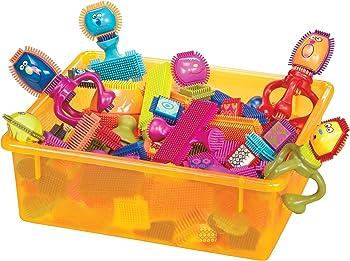 B. Bristle Block Spinaroos Building Toy Blocks (75 pieces)