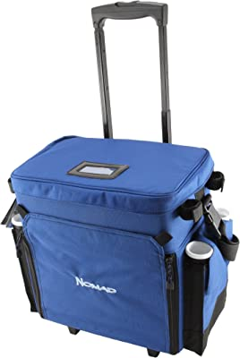 Okuma Nomad Travel Series Tackle Rolling Deck Bag