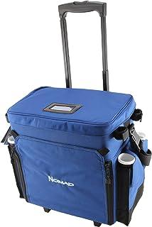 Split bottom cargo bag