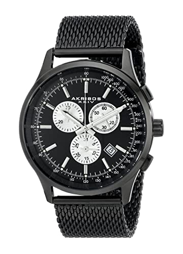 Akribos AK625BK - Reloj para Hombres