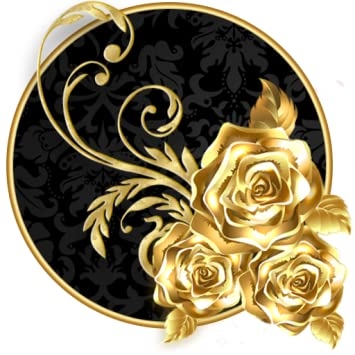 Amazon Com Lava Rose Golden Live Wallpaper Appstore For Android