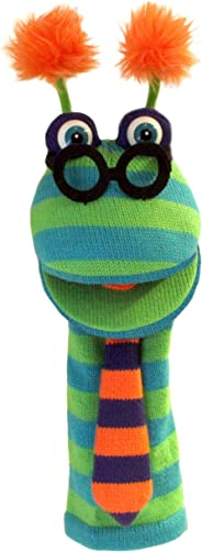 The Puppet Company - Knitted Puppet- Dylan
