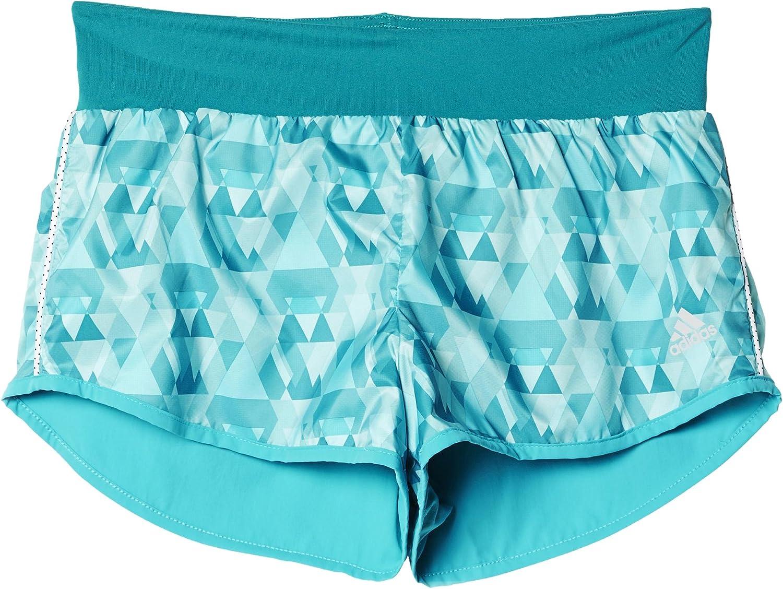 adidas Run Rev Short - Pantalón Corto para Mujer