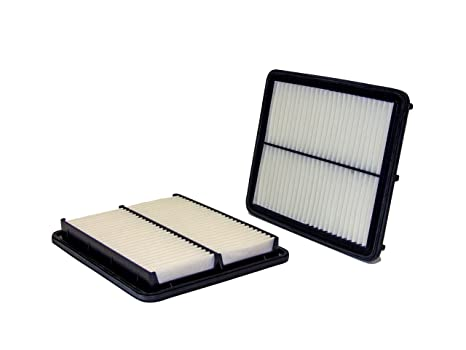 Amazon.com: WIX Air Filter White Fiber Panel 11.732in Length ...