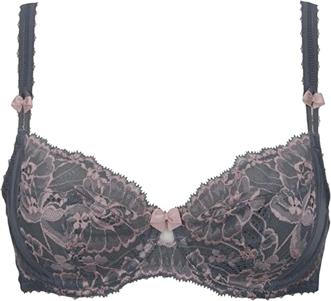 Undercover Underwired Non Padded Lace Balcony bra BR426 BLACK Various Sizes