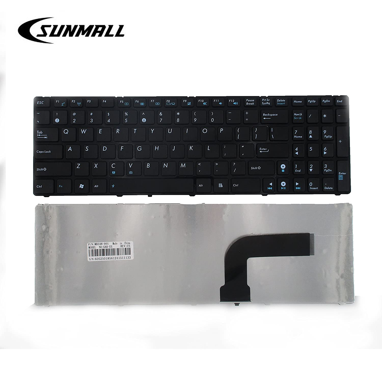 NEW for ASUS K52 K52J K52JB K52JC K52JK K52JR K52F laptop KEYBOARD chiclet