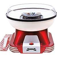 Gadgy ® Maquina de Algodon de Azucar   Retro Cotton Candy Machine   Usar Azúcar Regular de Caramelo Duro Sin Azúcar…