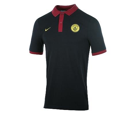 Nike MCFC M NSW Polo Pq Cre - Polo Manga Corta Manchester City ...