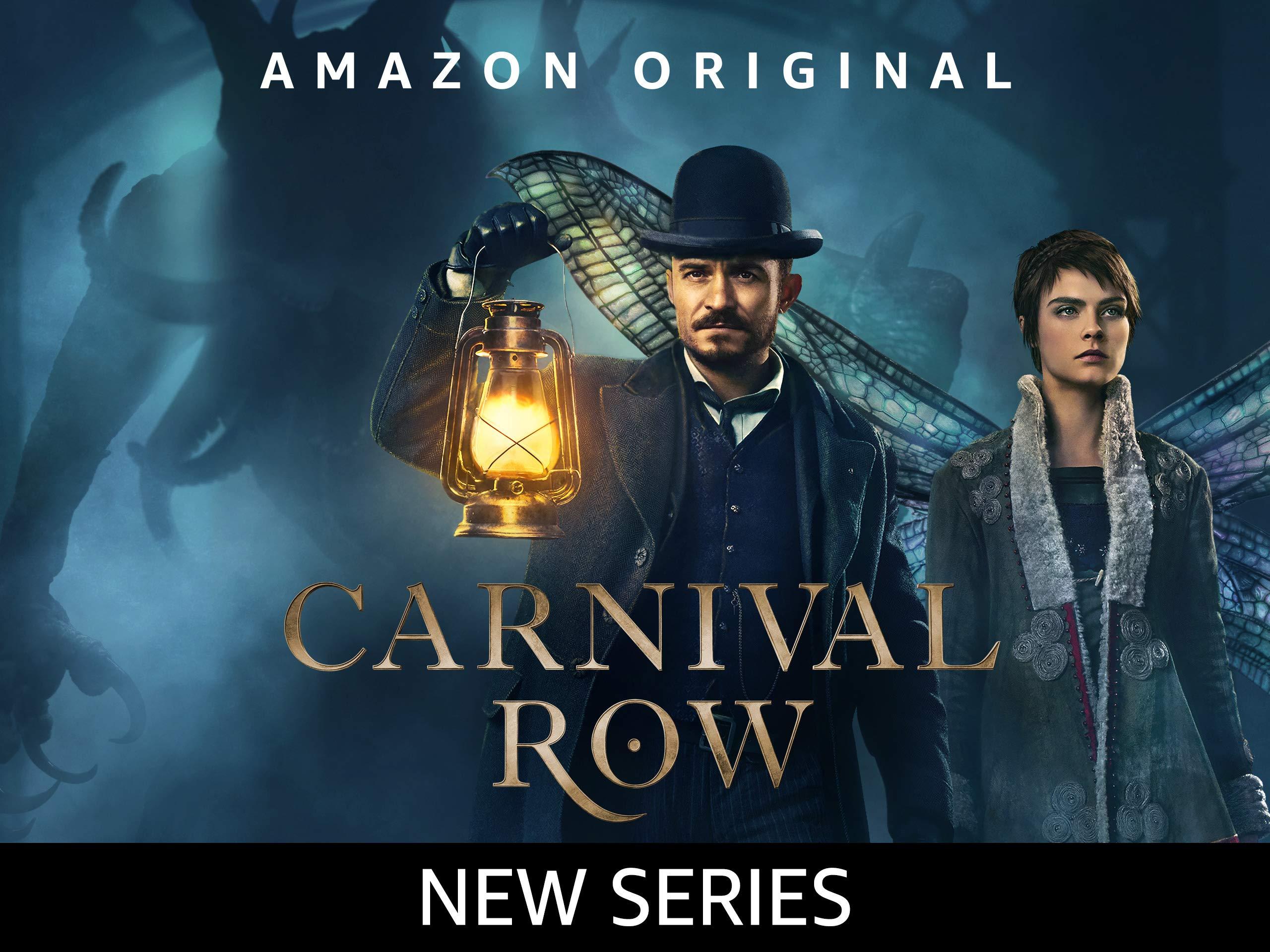 Amazon com: Watch Carnival Row - Season 1   Prime Video