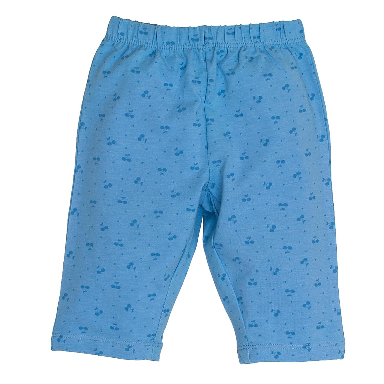 Salt & Pepper Baby Girls' B Capri Juicy Allover Shorts (Indigo Blue Melange 407) 62 cm SALT AND PEPPER 73214224