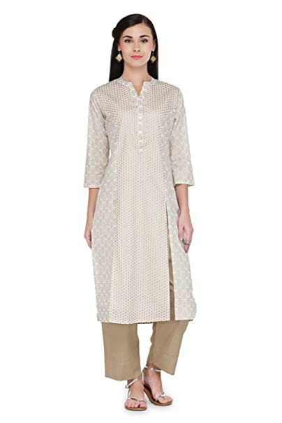 79e6ecb820 Designer Kurta Kurti Indian Women Bollywood Tunic Ethnic Pakistani Top  Crepe Kurtis Dress Tunics Cotton Tops