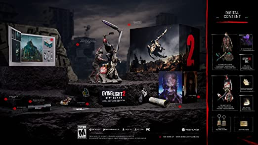 Dying Light 2 Stay Human (Collector's Edition) - Xbox Series X