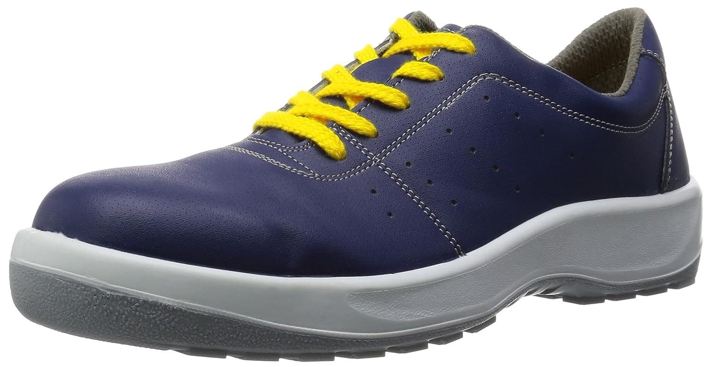 [ミドリ安全] 安全靴 スニーカー MSN390 静電 B014W2EGV0 ネイビー 25.0 cm