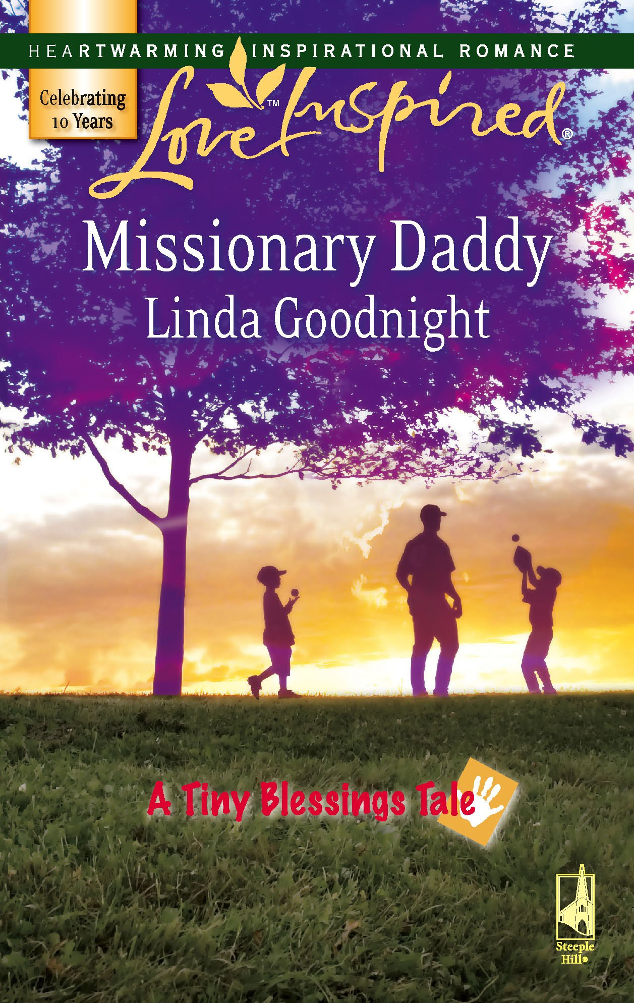 Read Online Missionary Daddy (A Tiny Blessings Tale #2) (Love Inspired #408) pdf