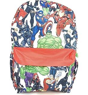 Marvel Avengers Ironman Spiderman Hulk Allover Print 16