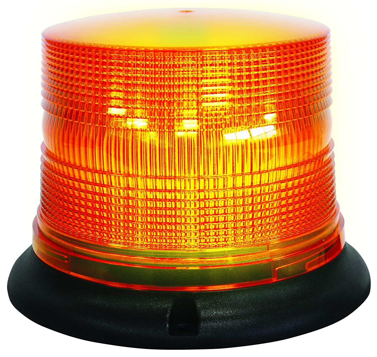 10-30VDC HELLA H27091231 K-LED 500 Twin Magnetic Mount Beacon Warning Light Rotating and Quad Patterns Amber