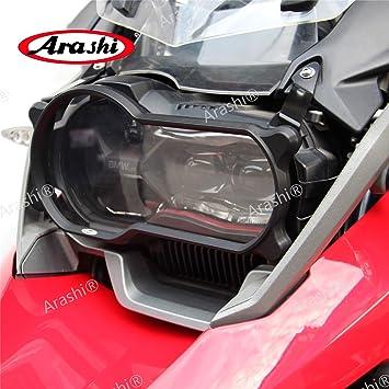 For BMW R1200GS 2013-2018 Headlight Lens Protector Headlamp Guard Cover R 1200GS
