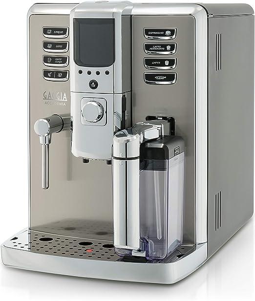 Philips Gaggia RI9702/02 Accademia - Cafetera de espresso de acero ...