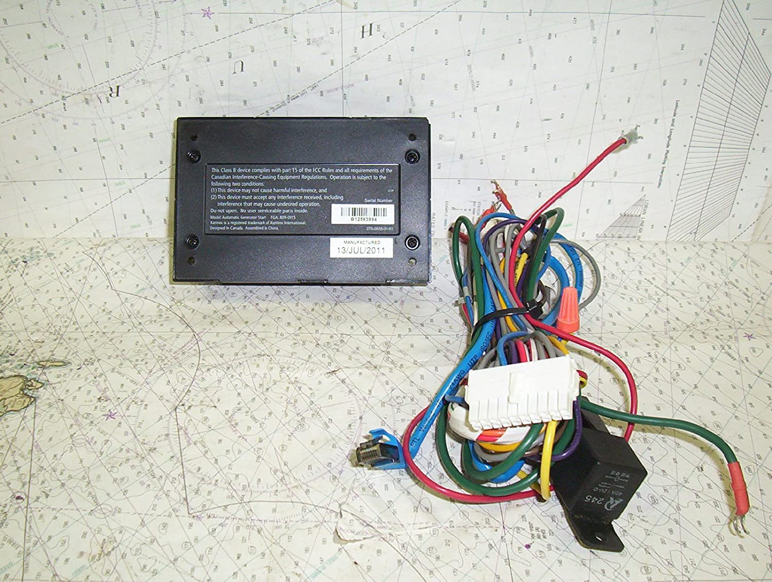 81v3m4xGqIL._SL1500_ amazon com xantrex 809 0915 freedom sw xanbus automatic Wire Harness Assembly at n-0.co