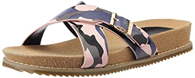 Marie Claire Women's Faylin Fashion Sandals Fashion Slippers at amazon