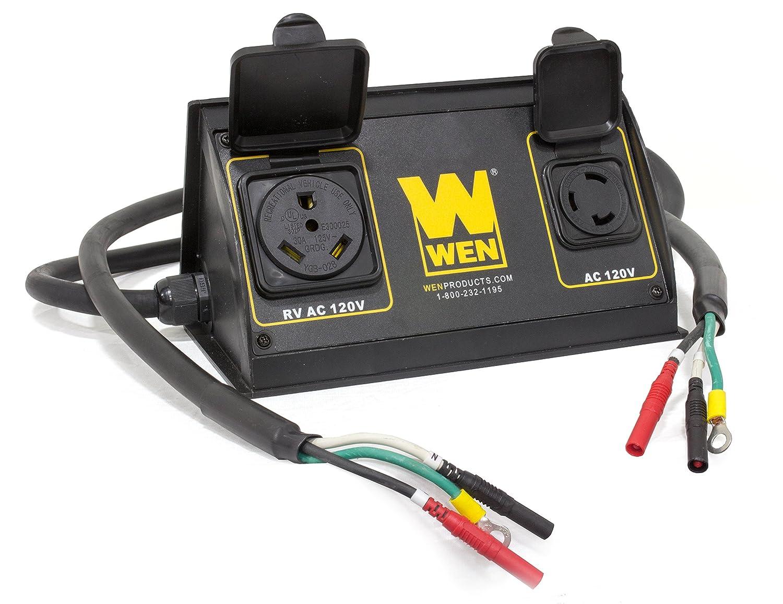 WEN 56421 Parallel Connection Kit for Inverter Generators: Amazon.ca ...