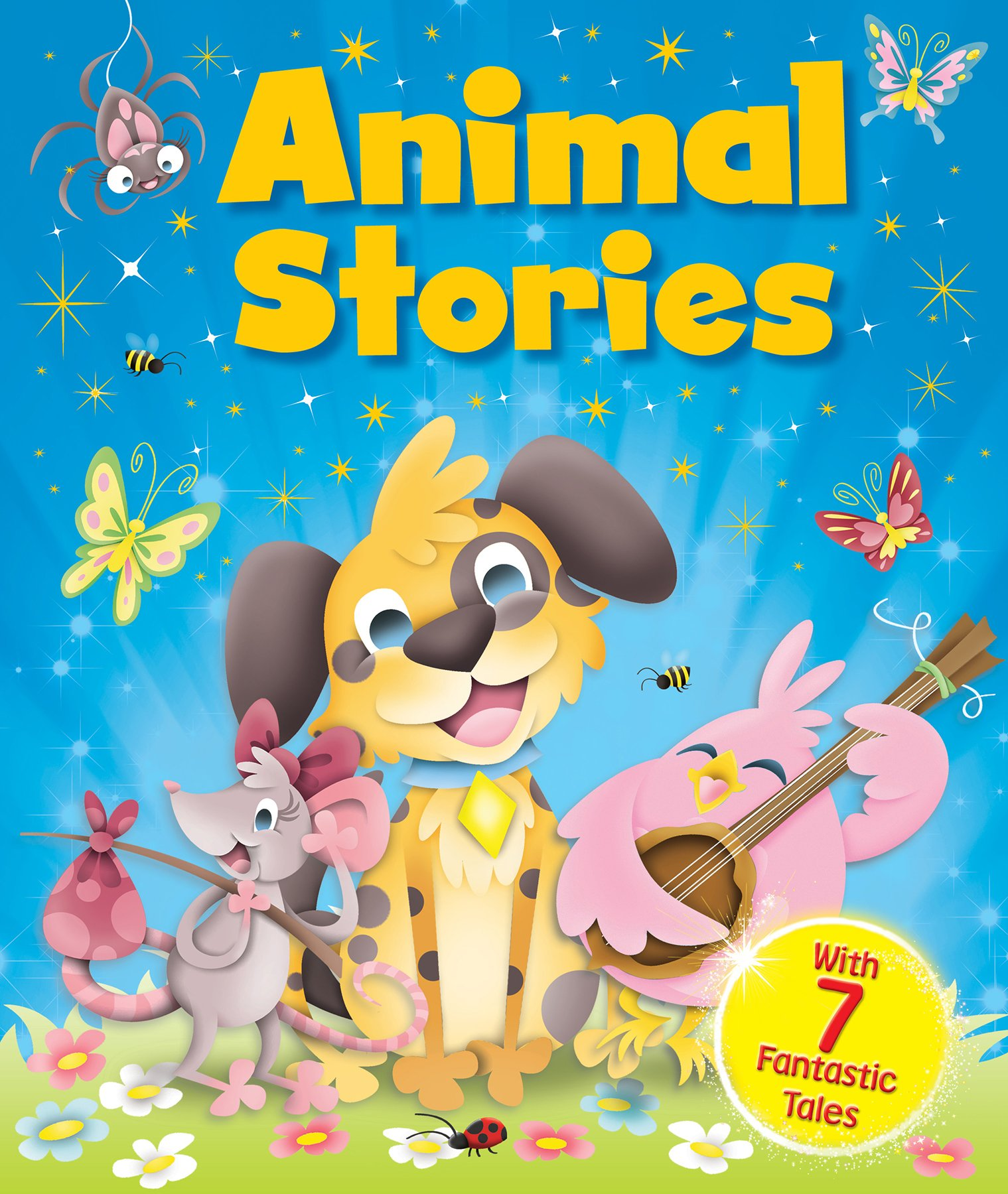 Download Young Storytime: Animal Stories pdf