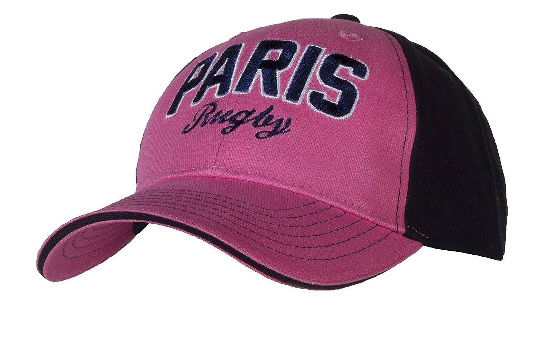 49002533588fb Casquette rugby STADE Français Paris - Collection officielle - Taille  adulte homme: Amazon.fr: Sports et Loisirs