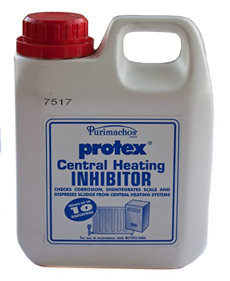 Protex 1L Central Heating Inhibitor: Amazon.co.uk: DIY & Tools