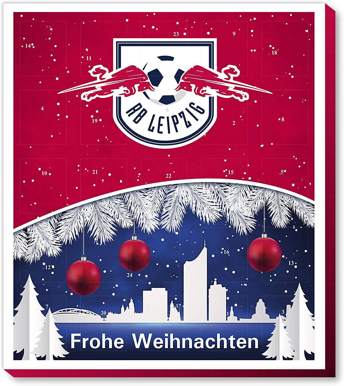 Fan-Shop Sweets RB Leipzig Premium Adventskalender 2019