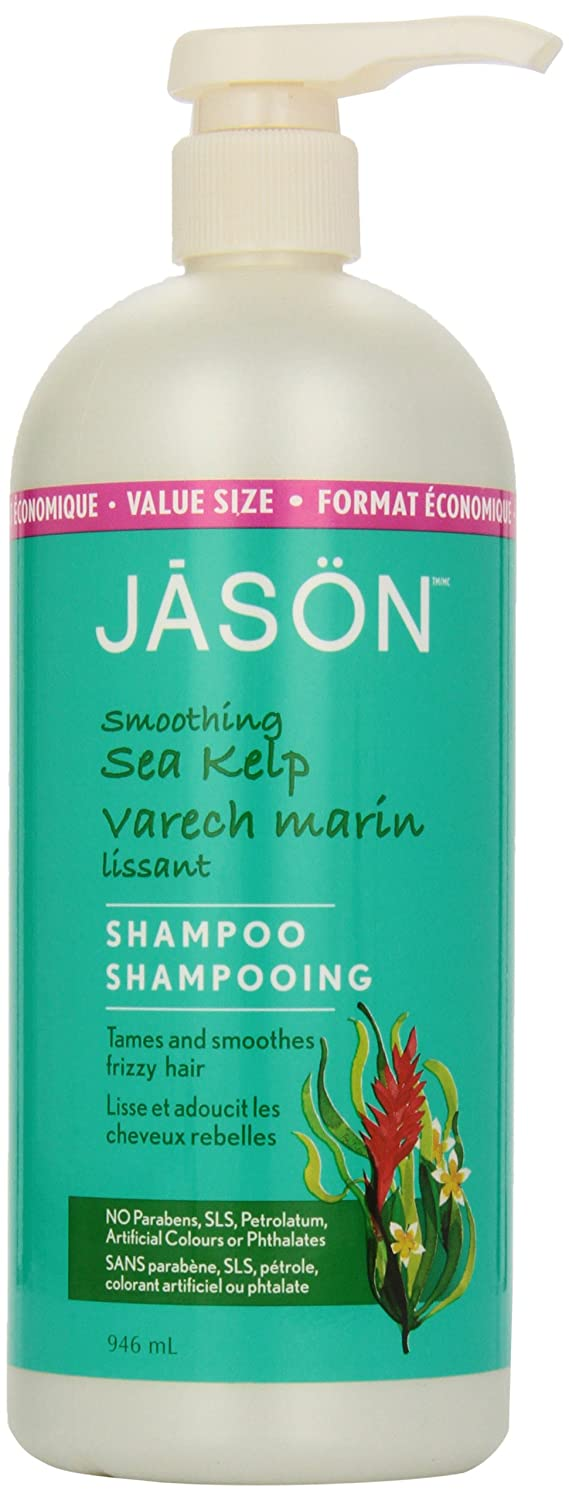 Jason Smoothing Sea Kelp Shampoo Value Size, 946ml