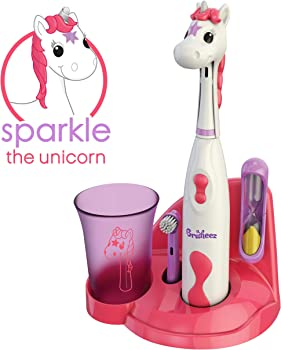 Brusheez Kid's Electric Toothbrush Set