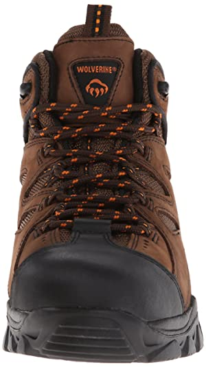 999701e6667 Wolverine Men's Hudson W02194 Work Boot