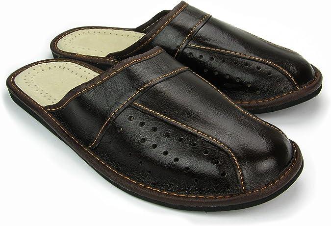 chaussons dint/érieur homme Janex