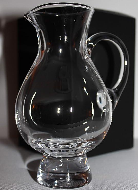 The Official Glencairn Iona Whisky Water Jug in Original Black Presentation Box