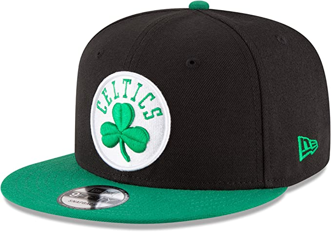 newest new high quality 100% authentic Amazon.com : New Era NBA Boston Celtics Adult Men NBA 9Fifty 2Tone ...