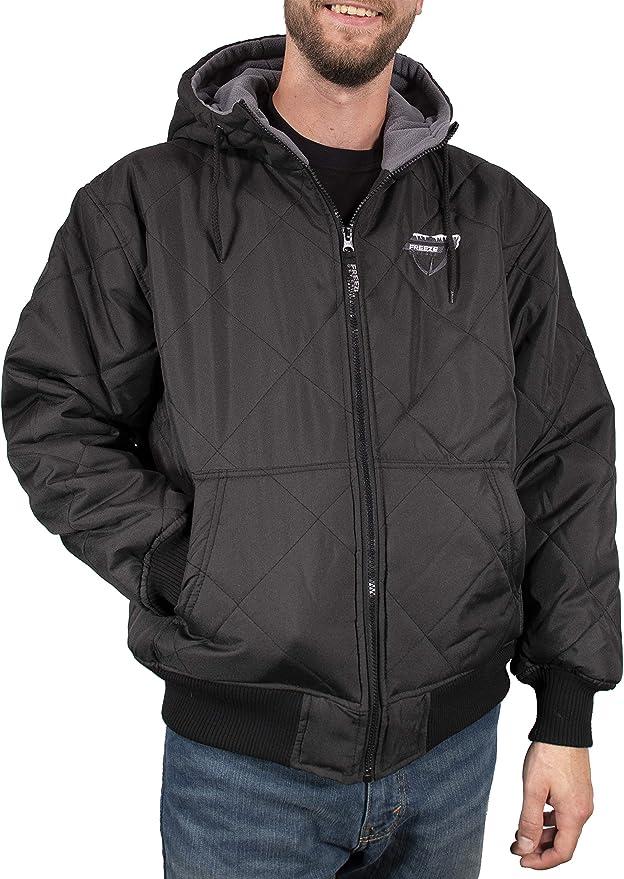 Abrigo Para Hombre Chaqueta Chamarras Camperas De Frio Nieve Parka De Invierno