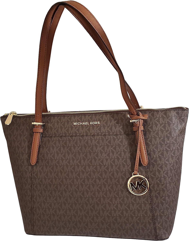 bag, brown, brown bag, micheal kors teal and brown bagg
